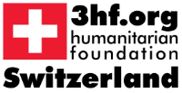 3hf Stiftung Schweiz-Logo